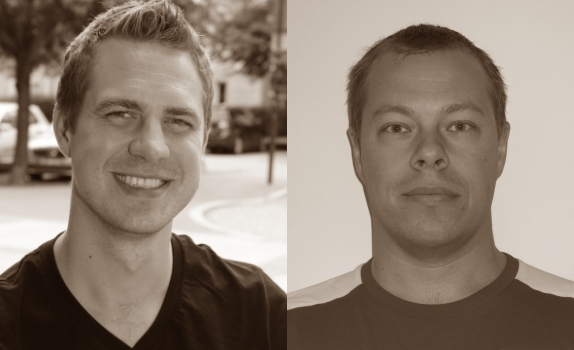Jonas Rosland and Magnus Nilsson