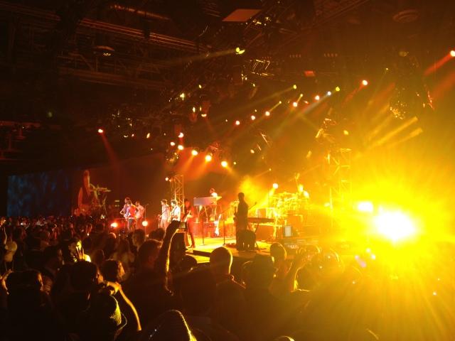 Bruno Mars at EMC World 2013