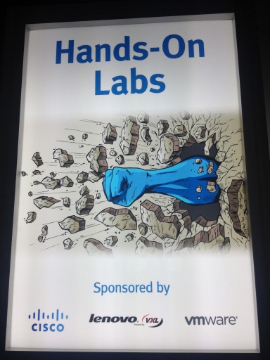 EMC World 2013 Hands-On Labs